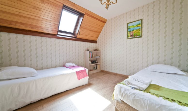 Villa Perigord - Chambre Jumelle