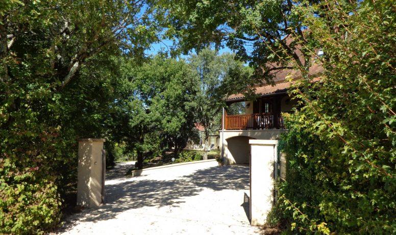 Villa Perigord - Gateway