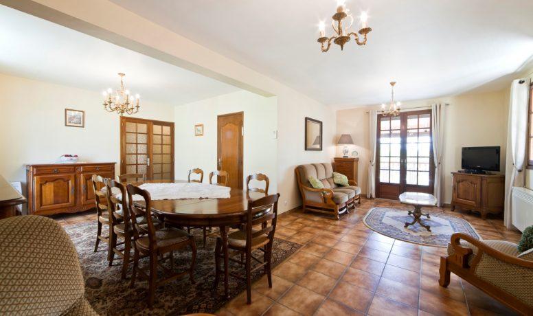 Villa Perigord - Living Salon