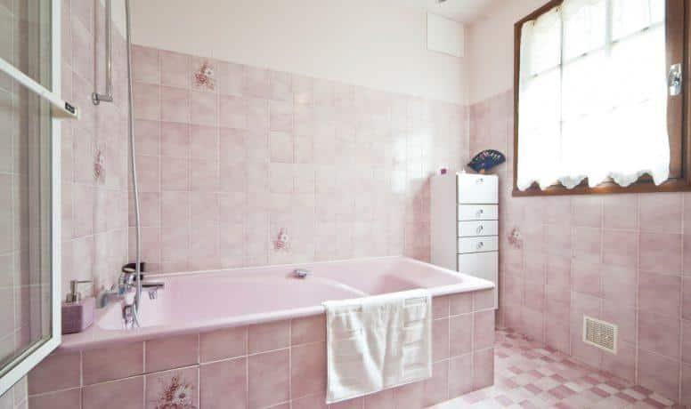 Villa Perigord - Salle de bain Cassis
