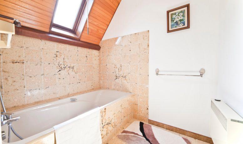 Villa Perigord - Salle de bain Chartreuse 2
