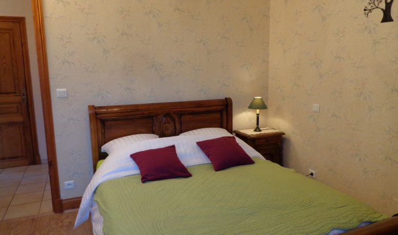 Villa Quercy - Chambre Pastis