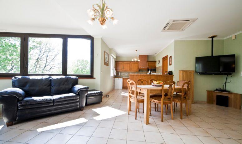 Villa Quercy - Living room 2