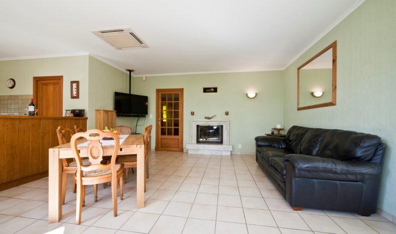 Villa Quercy - Living room