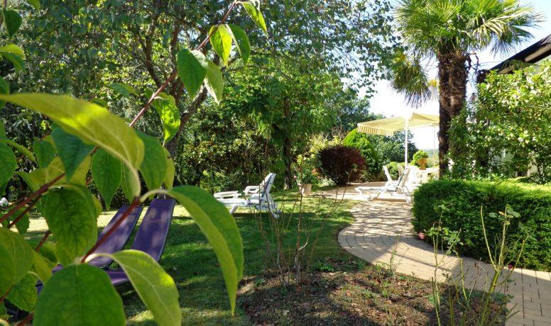 Villa Quercy - terrace