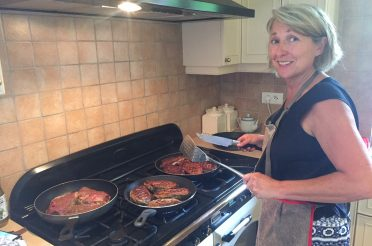 Angela Turner – Head Chef/Co-founder