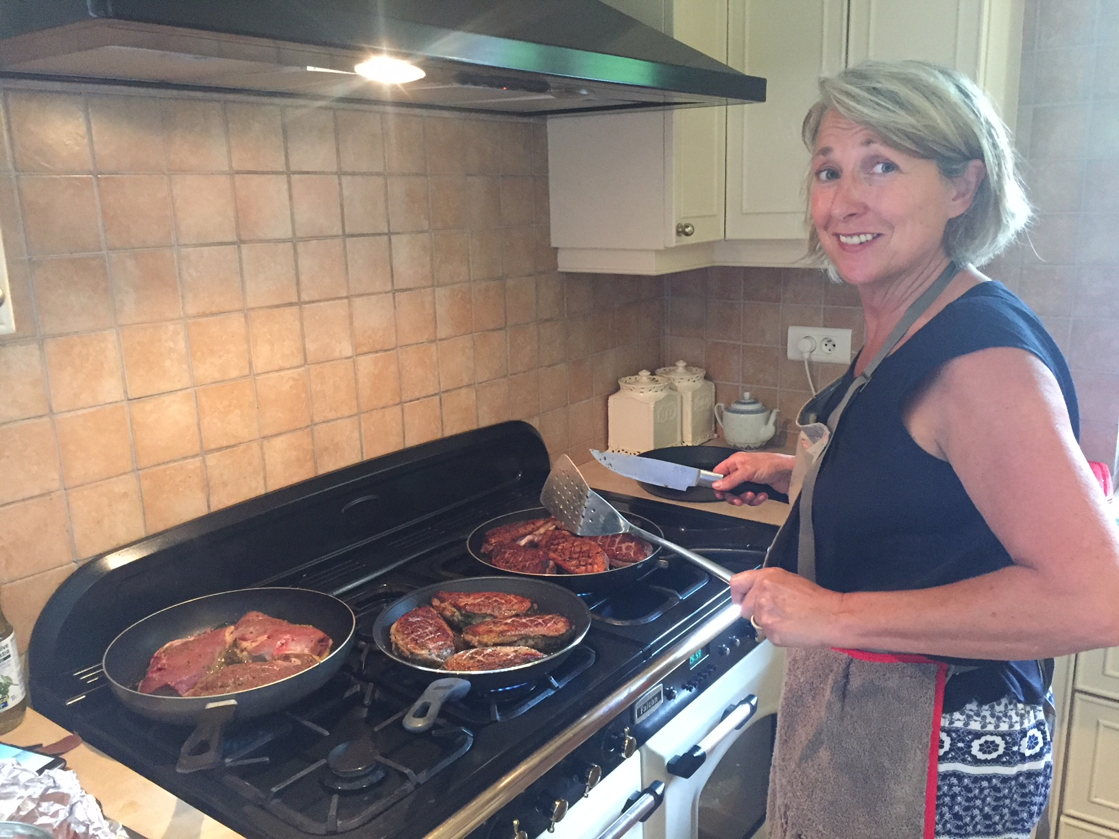 Angela Turner – Head Chef/Co-founder